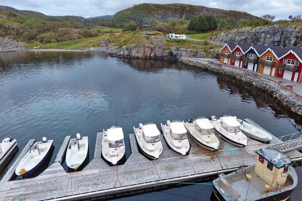 Stoksund Seapark AS - boats